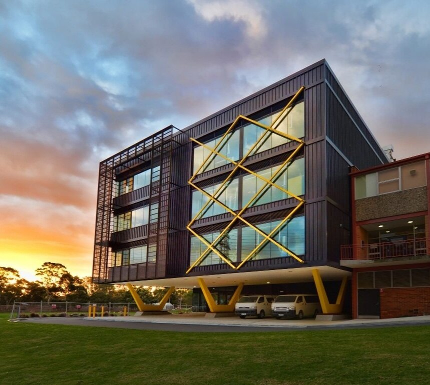 Scotch College Design & Technology Cube