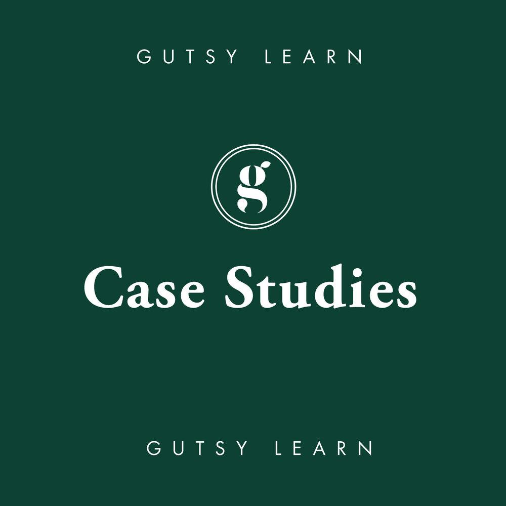 Gutsy UK Gut Health Case Studies