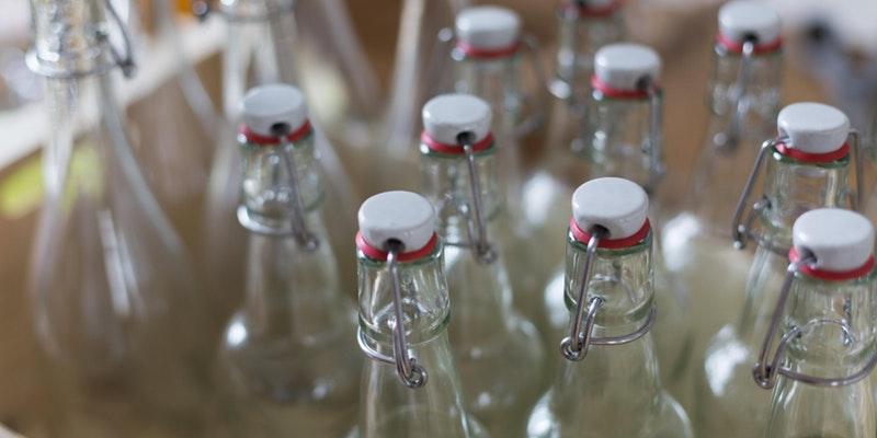 Gut Health Event Gutsy UK London Fermented Drinks