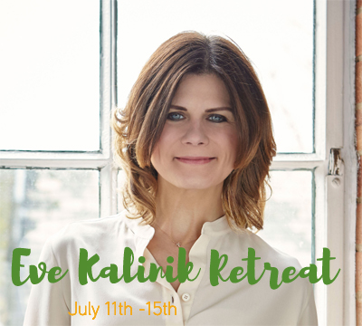 Gutsy UK Gut Health Retreat Eve Kalinik