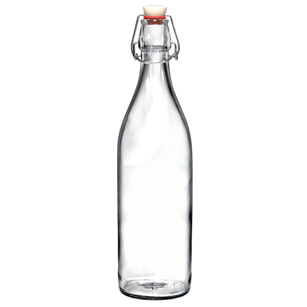 BREW BOTTLES:A great seal to ensure good carbonation -