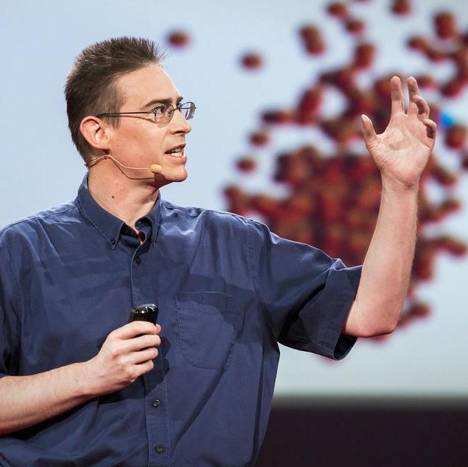TED TALK:How our Microbes make us who we are -