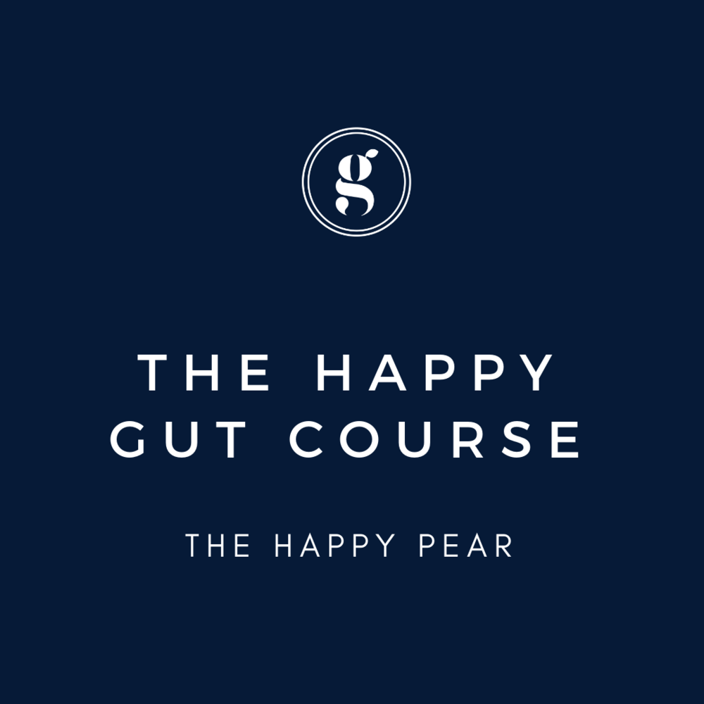 Happy Gut Course Pear Health