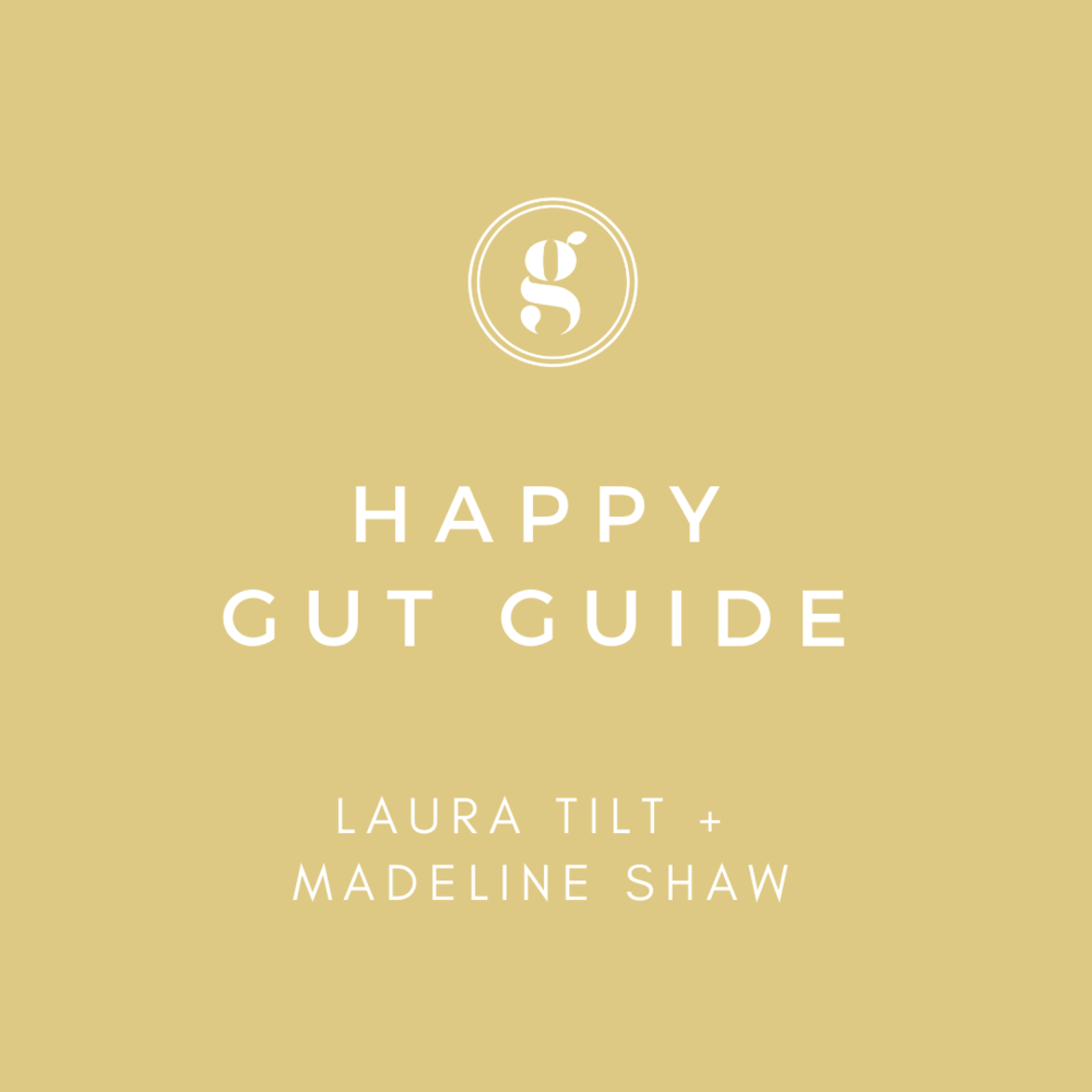 The Happy Gut Guide Gutsy