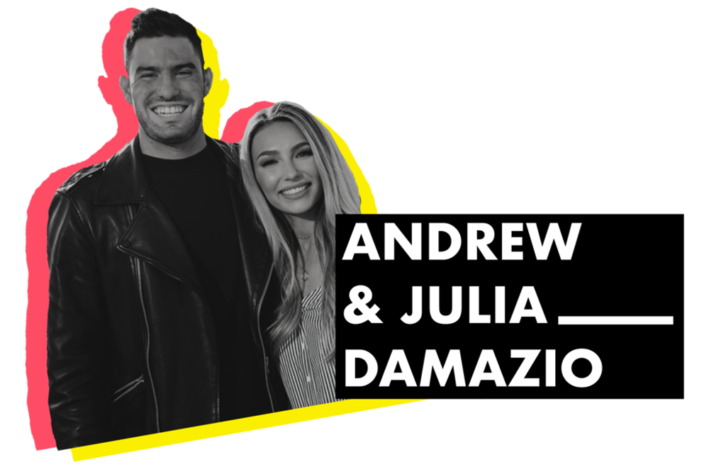 - Andrew and Julia are the pastors of Rose Church, a new community in downtown Portland. They have been married for 7 years and have 2 kids, Cruz and Quinn.