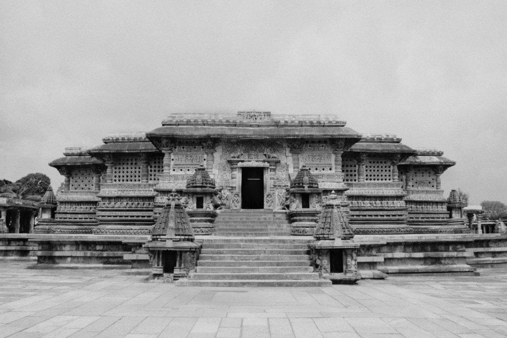 Chennakeshava Temple, Belur · 35mm ·Pigment Print