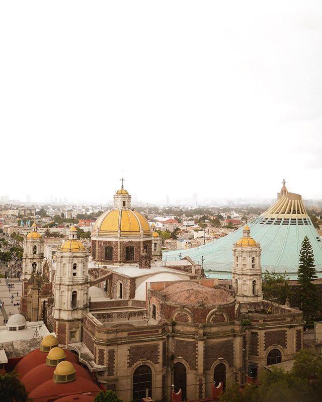 📍Basílica de Guadalupe — ¡Un sueño!