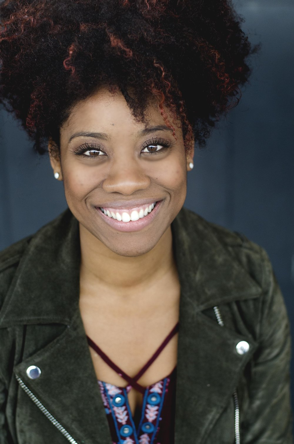 Candice D'Meza, founder of Candice Laine Productions, is an actor, author, speaker, host, and workshop creator based in Houston, TX and Los Angeles, CA. She has a B.A. and MPA from California State University, Long Beach. As a speaker, her topics include The Magic of Alchemy (Turning pain into peace) and The Power of Radical Self-Definition. Her editorial writing focuses on acceptance, mental health, acceptance, and art.    Her editorial writing focuses on acceptance, mental health, acceptance, and art.