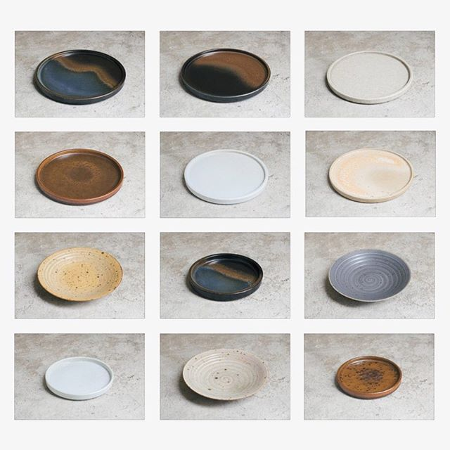 Our large 26cm Sea Wave Straight Edge Plate is sold out but all the other handmade porcelain pieces are still available! 🍽 . #hotelandhome #objectsforliving #ceramic #ceramics #keramik #pottery #clay #artist #artisanal #maker #craft #handmade #handcrafted #porcelain #tableware #homeware #decor #homedecor #interior #interiordesign #showroom #singapore