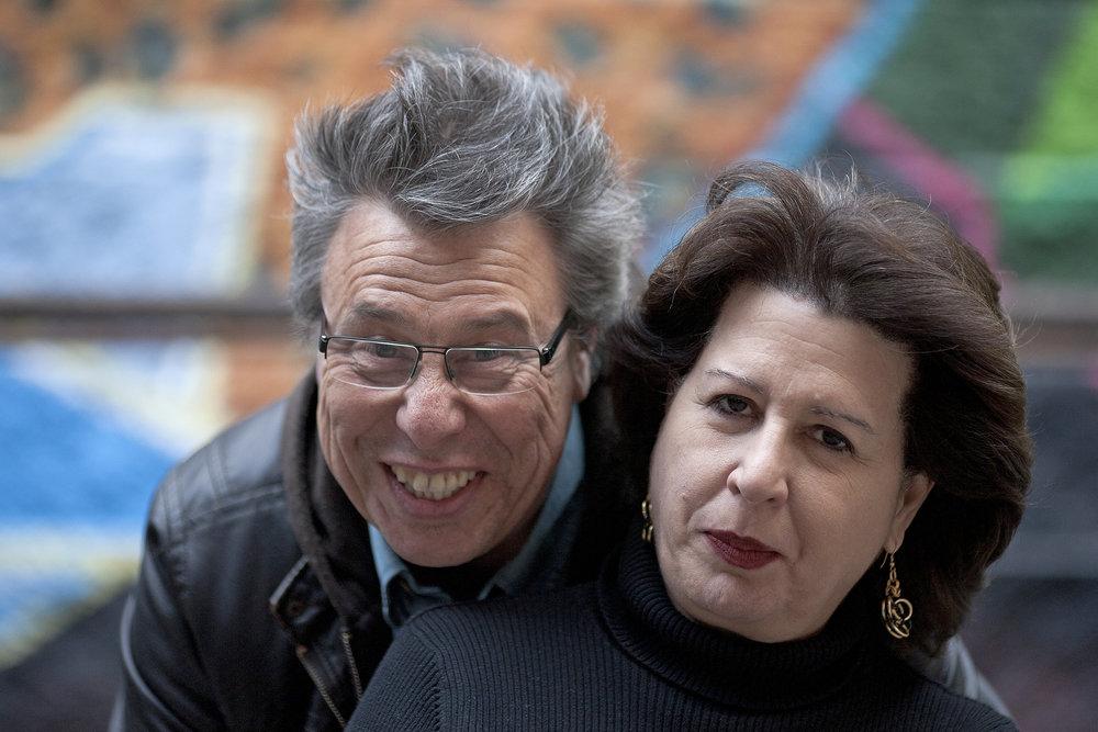 Luis Bravo (Uruguay) & Milagros Socorro (Venezuela)