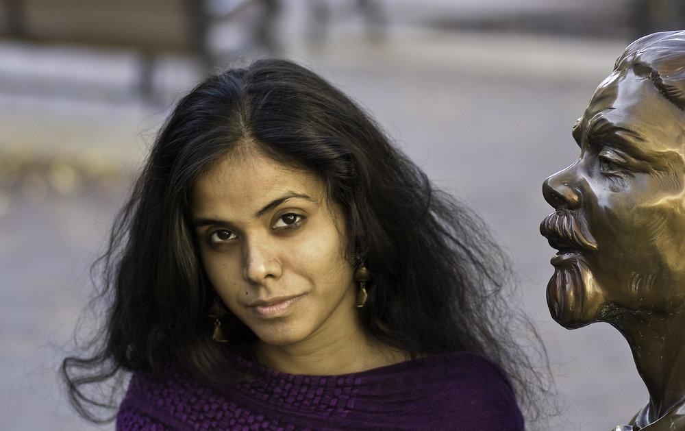 Meena Kandasamy - India