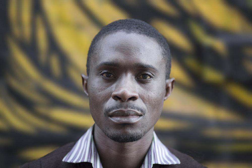 Oscar Ranzo - Uganda