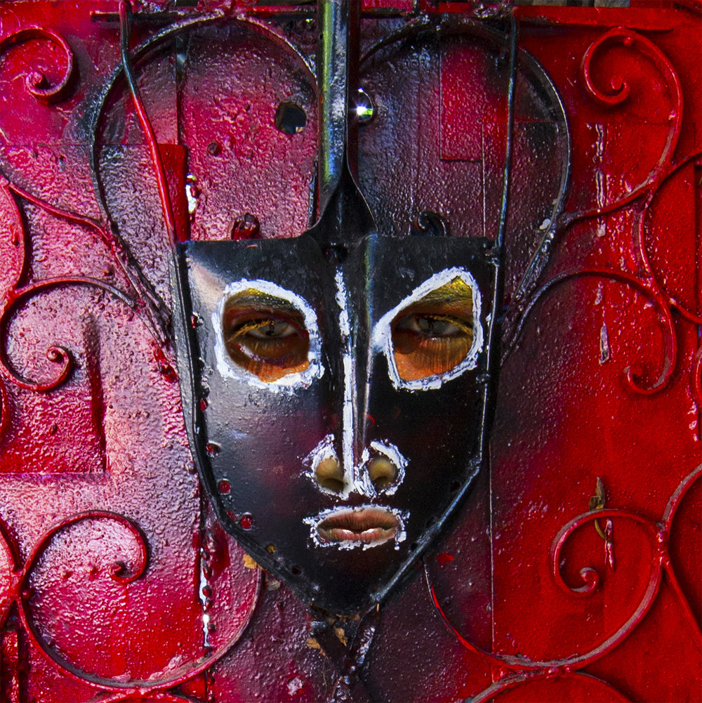 red masque