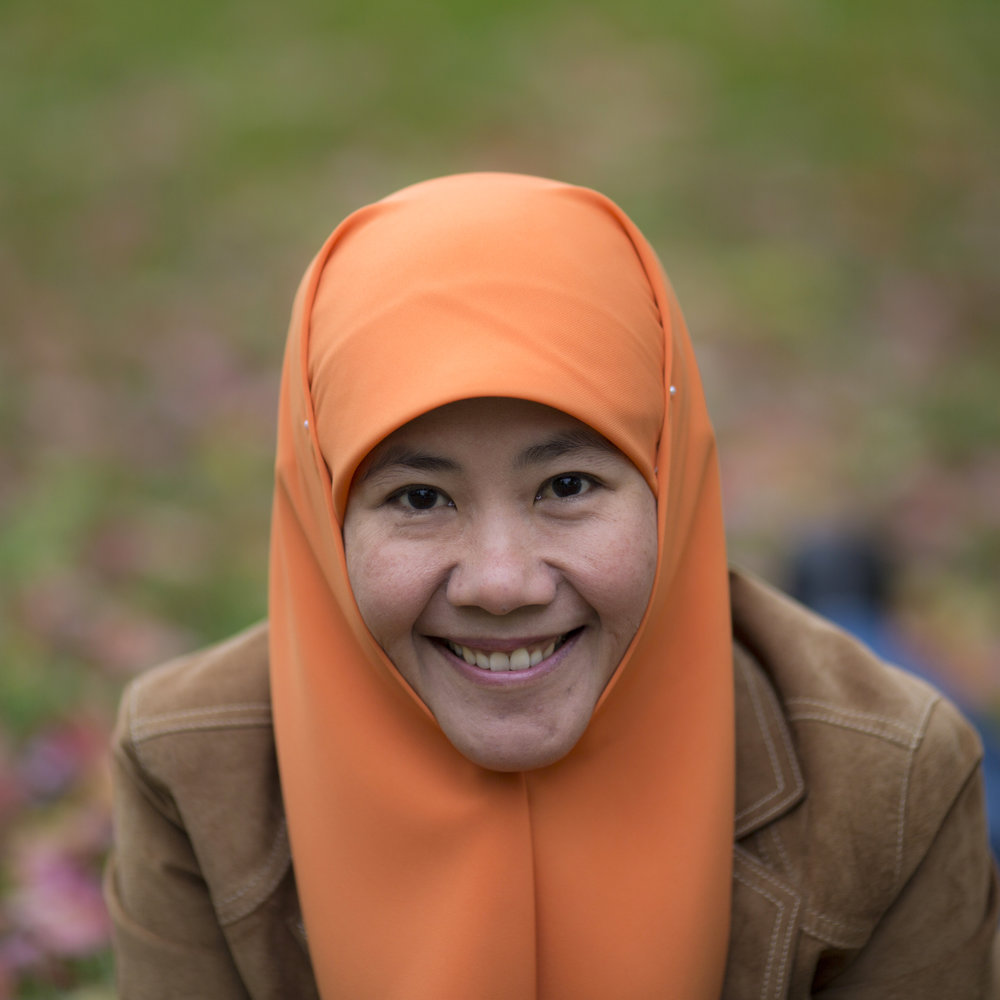 Asma Nadia - fiction/nonfiction; Indonesia