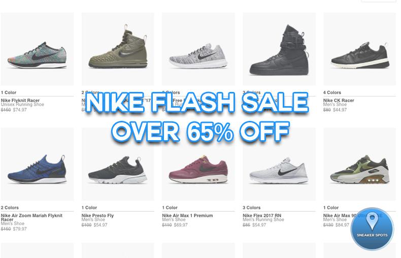 nike sneaker sales