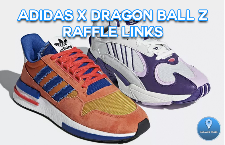 d20041bd778 ADIDAS X DRAGON BALL Z