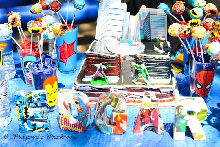 Edgar-children's bday-birthday-party-superhero-theme-4015
