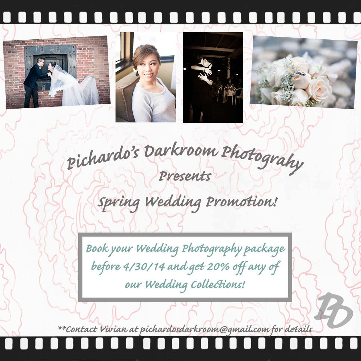 bay area wedding photography promotion