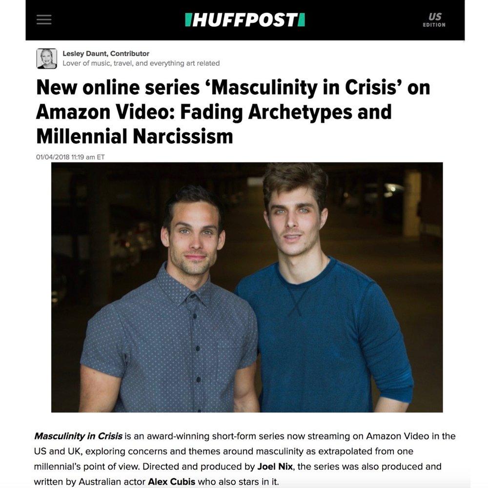 Huffington Post Profile