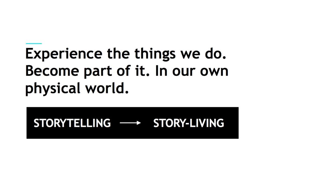 story-living