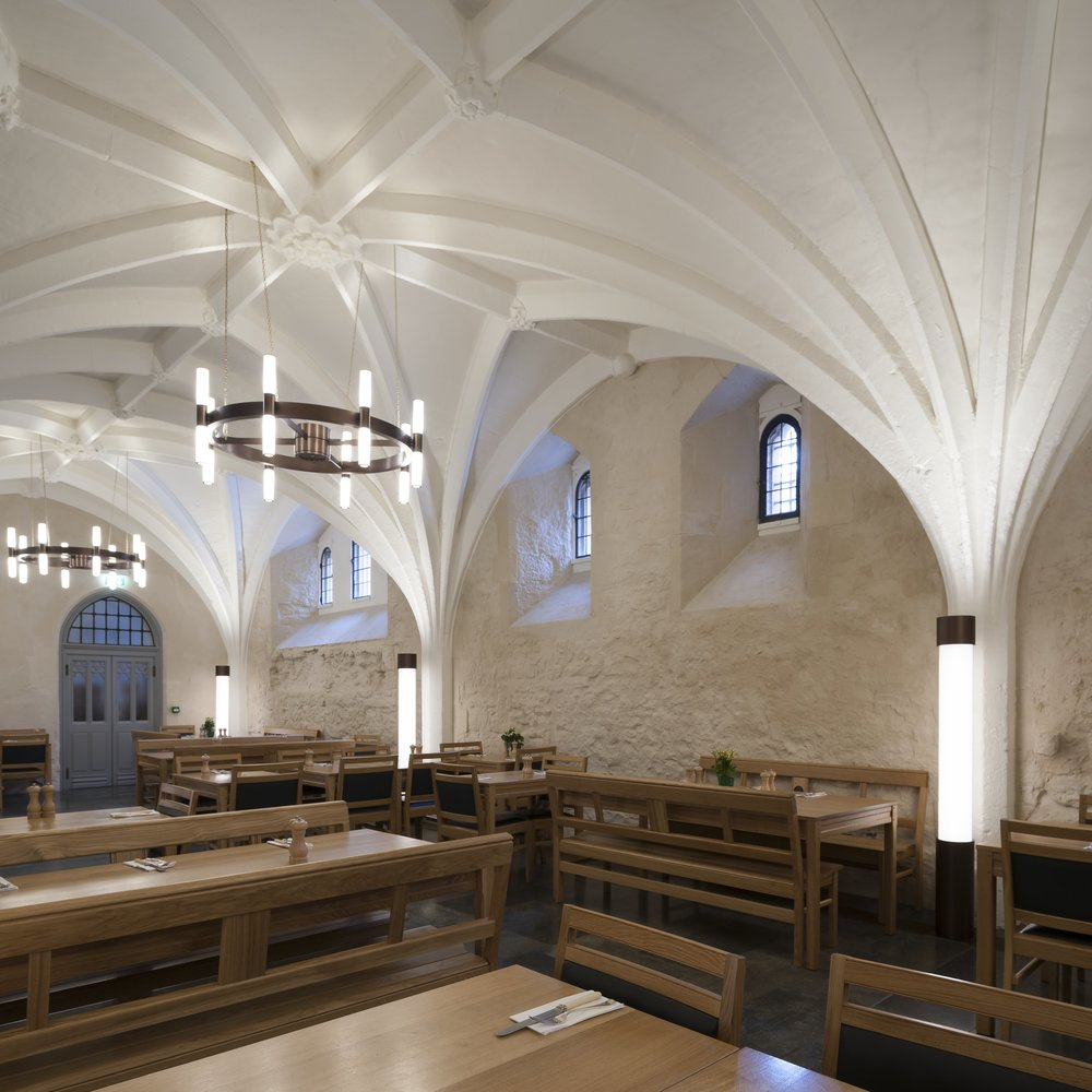 Westminster Abbey Cellarium Café