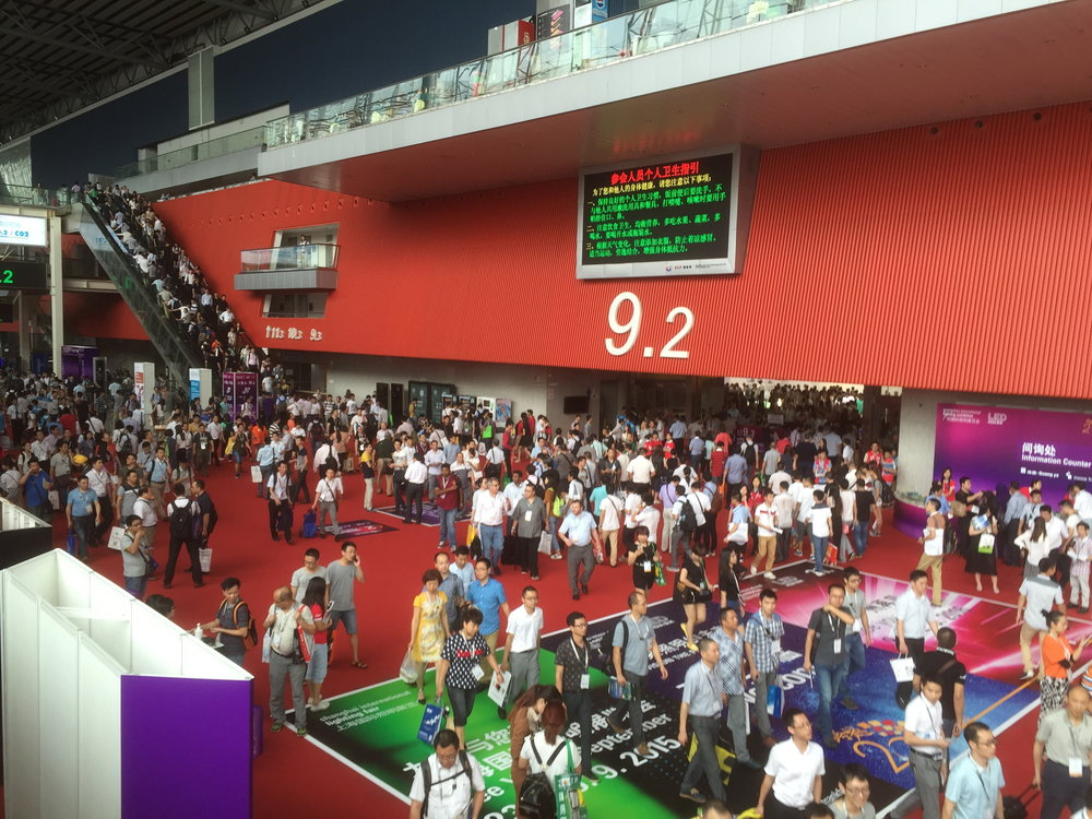 Guangzhou International Lighting Exhibition 2015