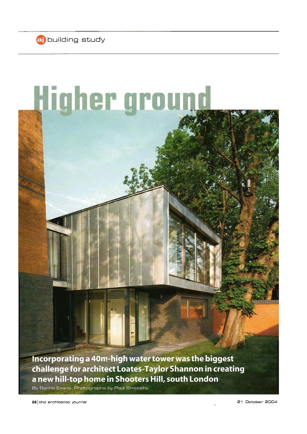 Article: Higher Ground