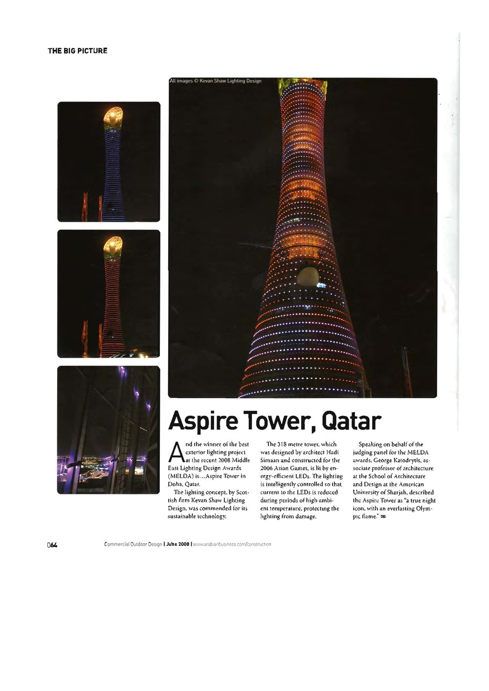 Aspire Tower