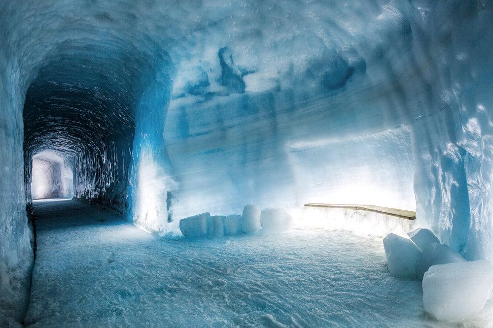 Ísgöngin Langjökli - Ice Cave