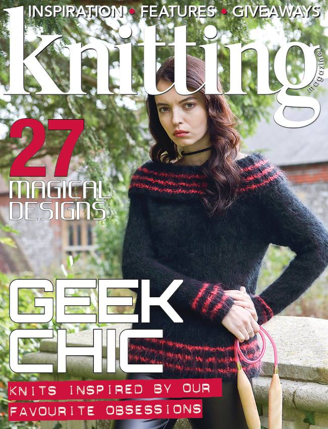 Knitting mag geek chic.jpg