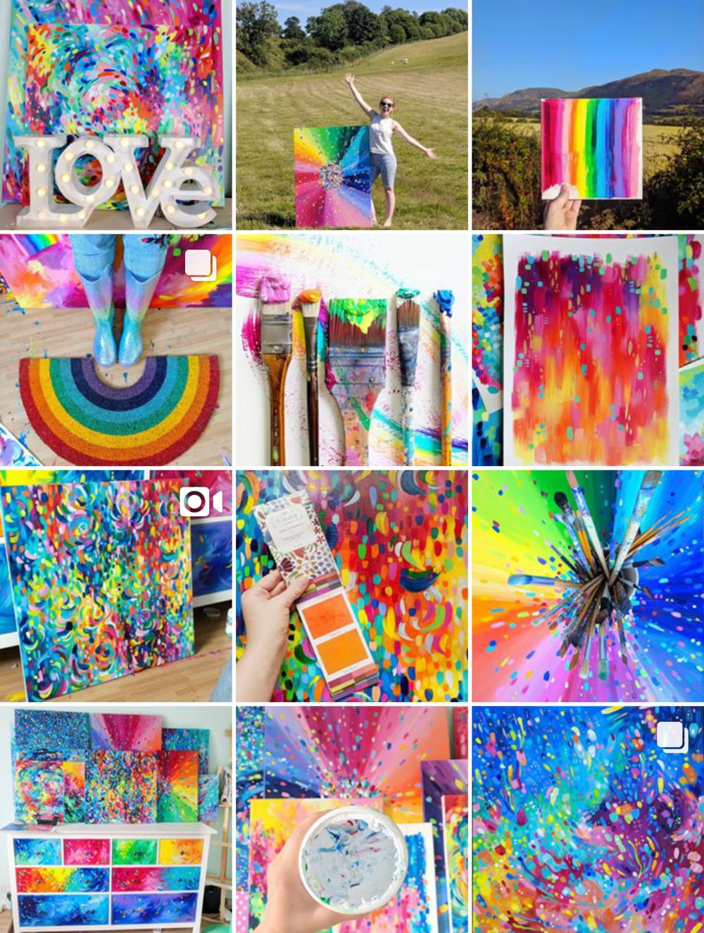Find  Sarah on Instagram