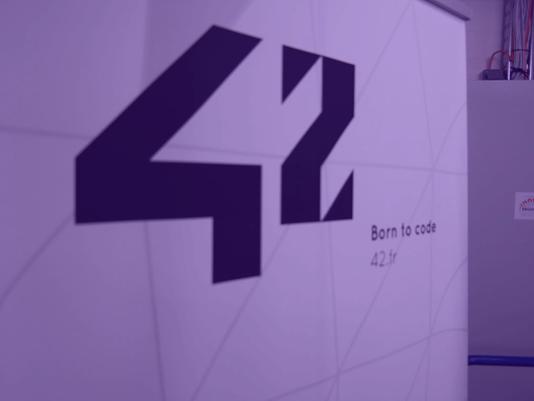 L'École 42, financée par Xavier Niel : une démarche de rupture