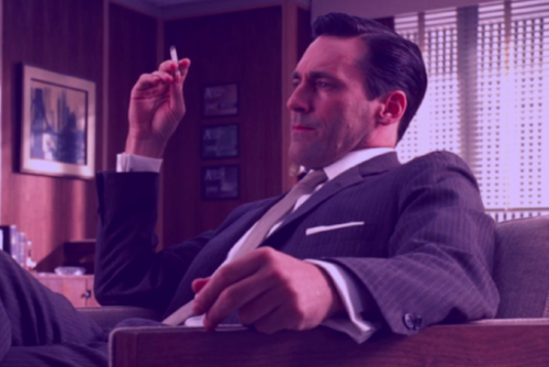 Don Draper : un pervers narcissique ?
