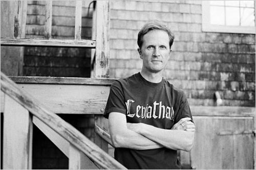 Philip Hoare. Photograph: Martin Rosenbaum.