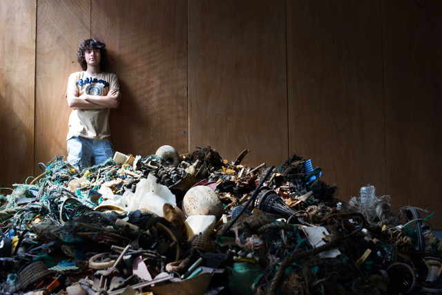 - Dutch engineering student Slat first conceived The Ocean CleanUp 2011 when he was 16, during a diving holiday in Greece in which he saw pristine waters devastated by plastic waste.