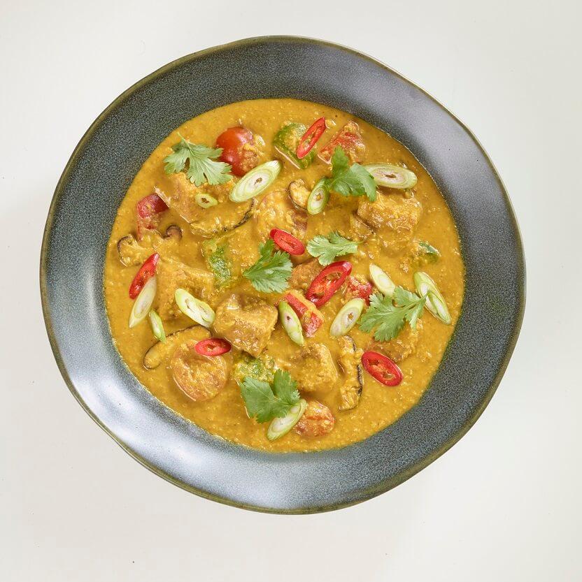 BEST CURRY - Wagamama Yasai Samla CurryFresh and flavourful, the Yasai Samla Curry from Wagamama takes the curry crown.
