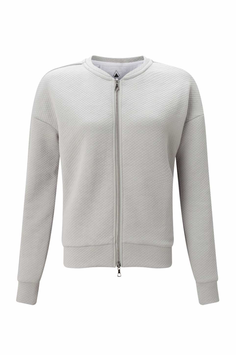 Second skin - Designed in London and produced in an all-female factory in Lithuania using non-toxic materials and mindful manufacturing, Silou Active's luxury activewear, like the Gaia Sweatshirt, £230, is made with conscience.https://reve-en-vert.com