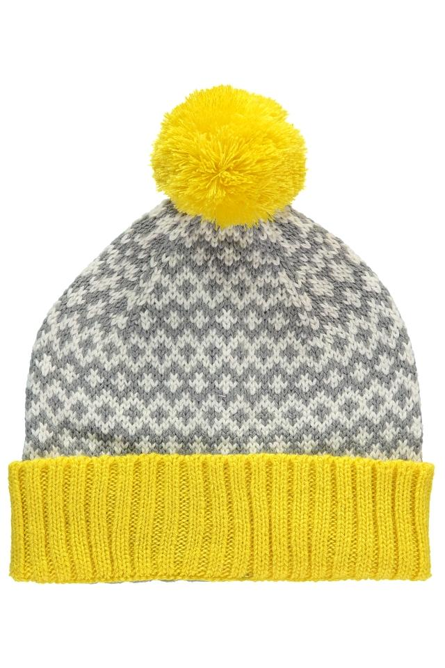 Local girl made good - Brixton-based knitted accessorie brand Miss Pom Pom aims to be as transparent as possible. We love this super bright pompom beanie in 100 per cent acrylic.https://ilovelowie.com
