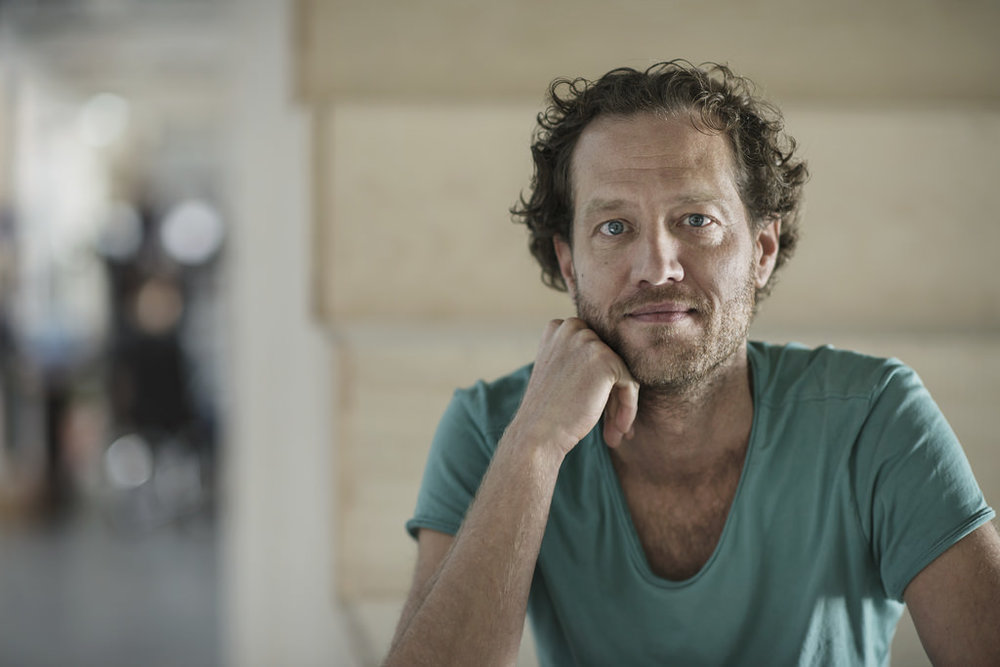 Fairphone founder and CEO Bas Van Abel. Photograph: Frank Bauer.