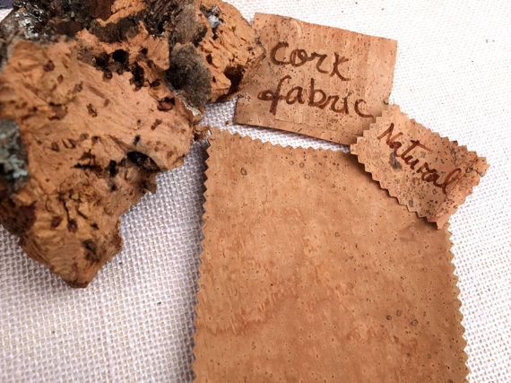 Eco-friendly, soft, waterproof, biodegradable: cork leather is being used by global brands.