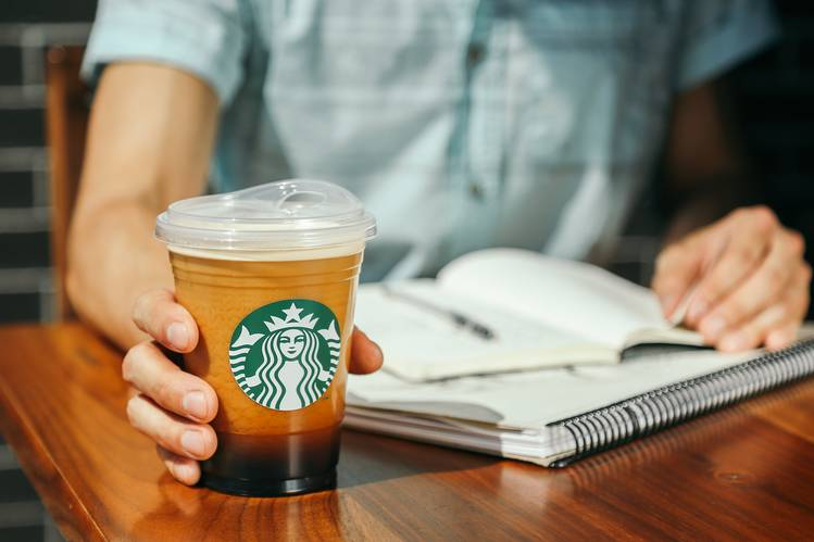 Starbucks will start charging an extra 5pm for paper cups from July 26th.