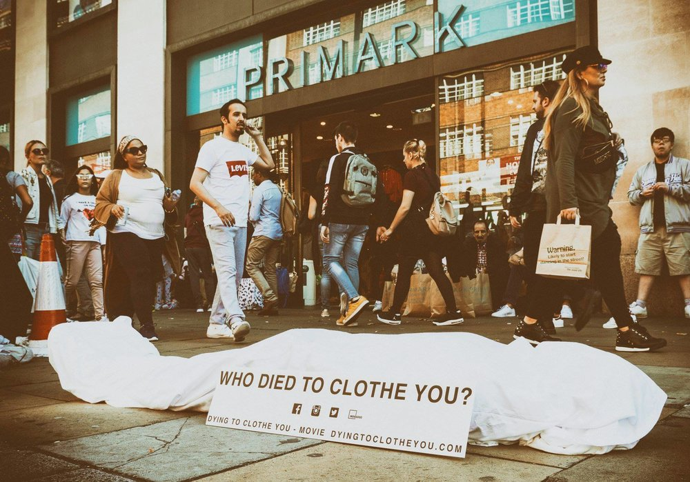 """""""People are getting sick, working and dying in atrocious conditions."""" Dying to Clothe You aims to wake viewers to the realities of the cotton industry and beyond."""