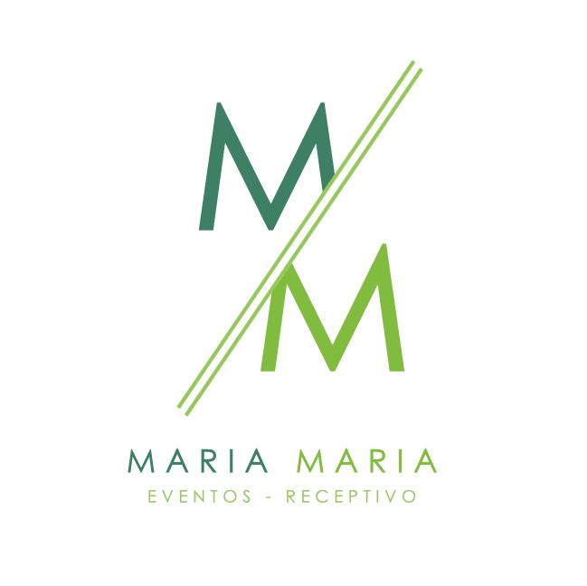 MariaMaria - Eventos & Receptivo   Logo design