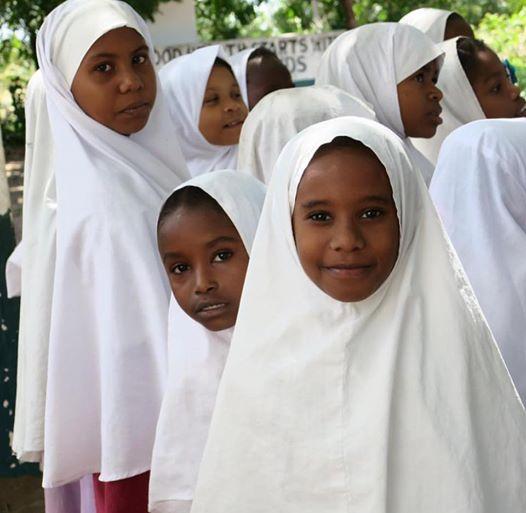Kipungani School Trust kids