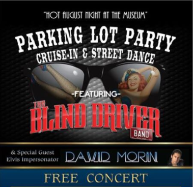 Memory Lane Classic Cars Parking Lot Party