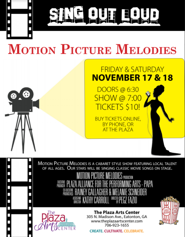 Motion Picture Melodies by PAPA 11/2017