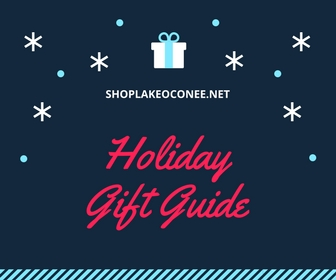 The Ultimate Shopping Guide - Take a look at what we found at some of your favorite Lake Oconee shops.