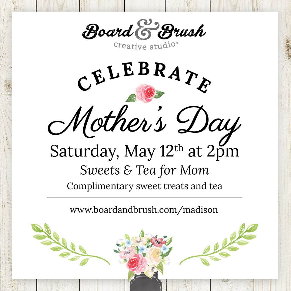 celebrate  mothers day sweet treats & tea | LakeOconeeLife.com