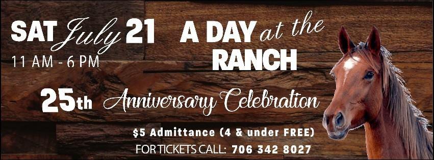 Southern Cross Guest Ranch 25th Anniversary | LakeOconeeLife.com