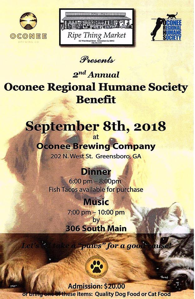 Oconee Regional Humane Society |LakeOconeeLife.com